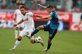 Lokomotiv 0-0 Zenit