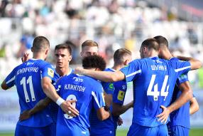 Уфа 1:1 Динамо