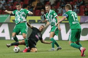 Ахмат 0:3 ЦСКА