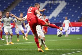 Russia 3-1 Serbia