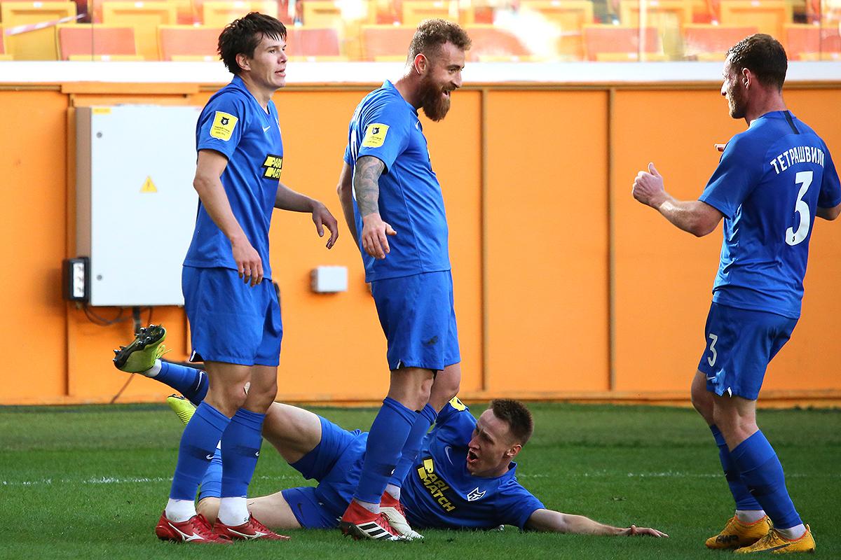 Гурам Тетрашвили, Алексей Грицаенко, Александр Карапетян, Алексий Костюк
