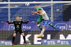 Dynamo Moscow 0-1 Rubin