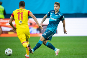 Zenit 3-1 Arsenal Tula