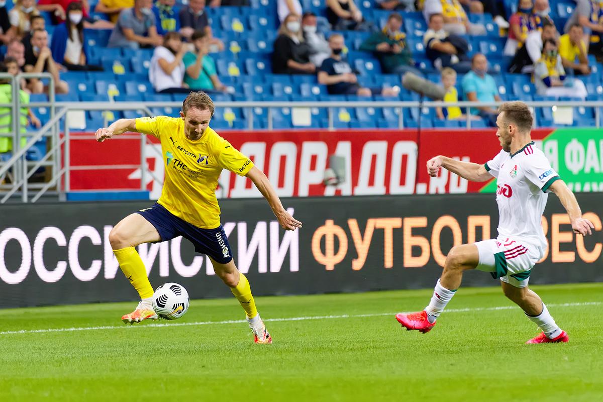 Алексей Козлов, Мацей Рыбус