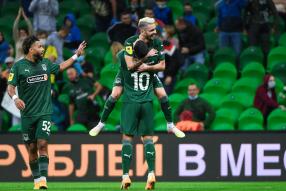 FC Krasnodar 7-2 FC Khimki