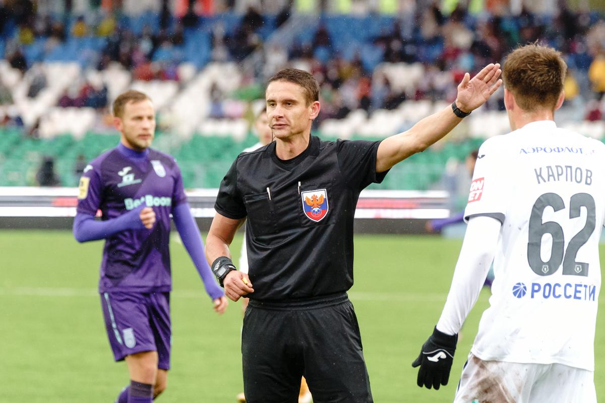 Николай Волошин