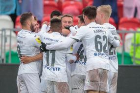 Уфа 0:1 ЦСКА