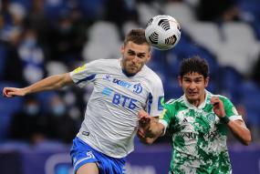 Dynamo Moscow 1-0 Akhmat