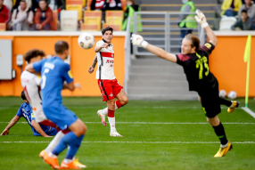 FC Tambov 0-2 Spartak