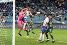 FC Sochi 1-1 FC Krasnodar