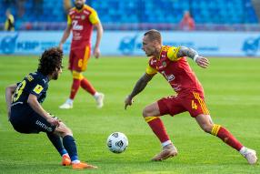 Арсенал 2:3 Ростов