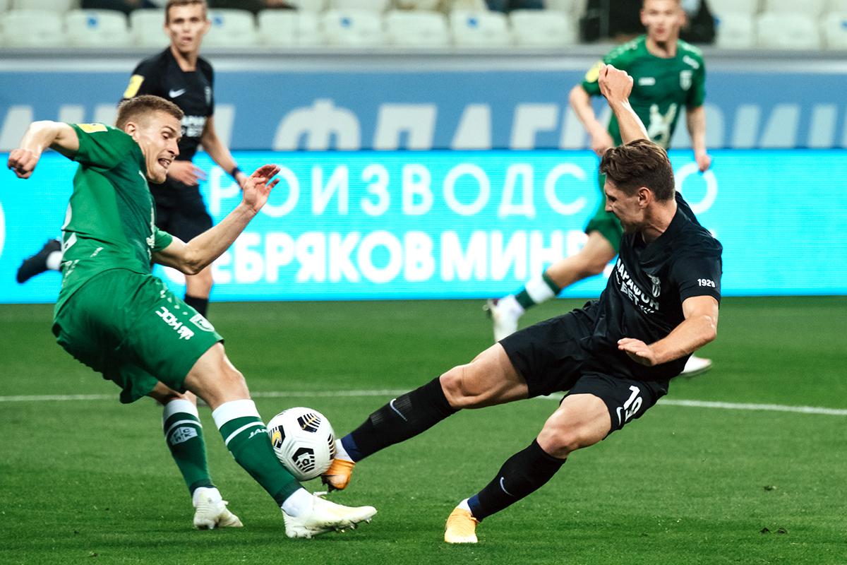 Олег Данченко, Кирилл Колесниченко