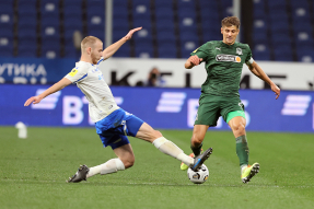 Dynamo Moscow 2-0 FC Krasnodar