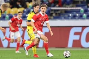 Россия 1:2 Швеция