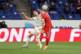 Россия 0:0 Венгрия