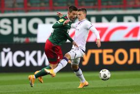 Локомотив 1:0 Уфа