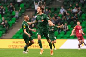 FC Krasnodar 3-1 Rubin