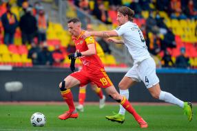 Arsenal Tula 1-0 Ural
