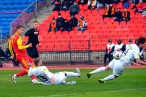 Arsenal 1:0 Ural