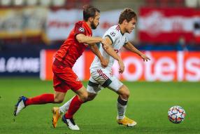 Зальцбург 2:2 Локомотив