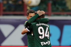 Локомотив 1:2 Ротор