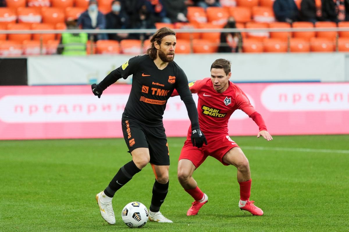 photo Ural 0-0 FC Tambov, 12 тур, 2020/2021