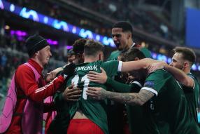 Локомотив 1:2 Бавария
