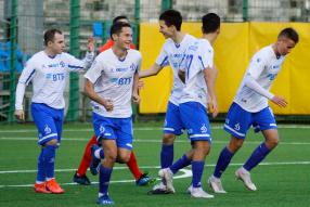 Youth Championship. Matchday 8