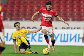 Spartak 0-1 FC Rostov