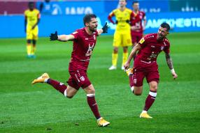 Rubin 3-1 Arsenal Tula