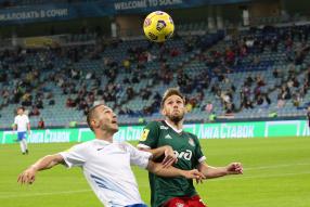 Сочи 2:1 Локомотив