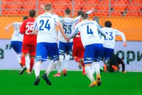 FC Tambov 1-2 Dynamo Moscow