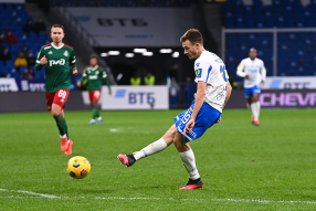 Динамо 5:1 Локомотив