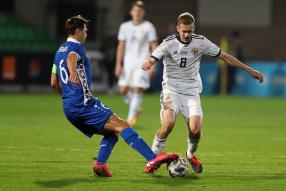 Молдова 0:0 Россия