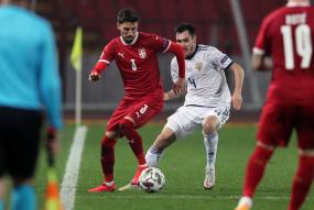 Сербия 5:0 Россия