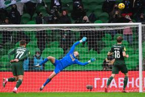 FC Krasnodar 1-0 FC Tambov
