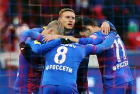 ЦСКА 1:1 Сочи