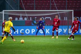 Рубин 0:2 Ростов