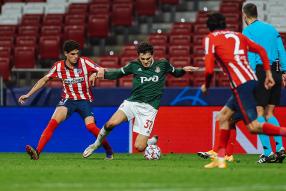 Atletico 0-0 Lokomotiv