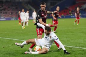 ЦСКА 0:0 Фейеноорд