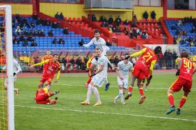 Арсенал 0:0 Зенит