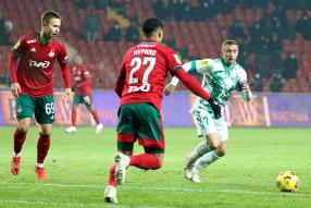 Ахмат 0:0 Локомотив