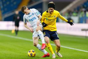 Ростов 4:1 Динамо