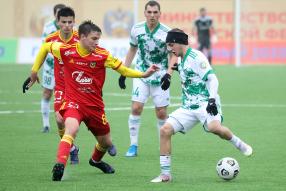 Youth Championship. Matchday 12
