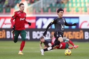 Локомотив 3:1 Рубин
