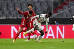 Бавария 2:0 Локомотив