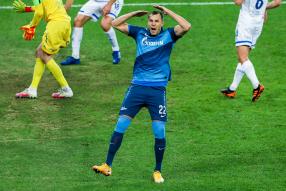 Зенит 3:1 Динамо