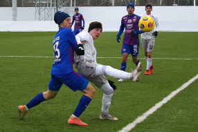 Youth League. Matchday 14