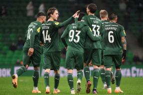 Краснодар 5:0 Локомотив