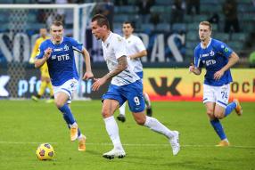 Сочи 2:0 Динамо